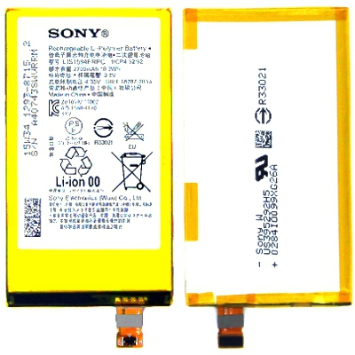 Baterie Sony Xperia LIS1594ERPC 2700mAh Li-ion (Bulk) - Z5 mini E5803