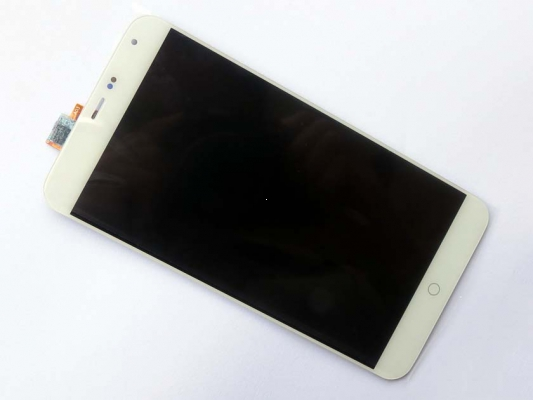 Dotyková deska MEIZU MX4 + LCD bílá