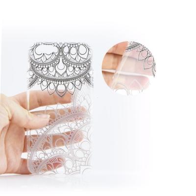 Pouzdro ART Ultra slim Samsung A510 Galaxy A5 (2016) vzor 12 (TRANSPARENT)