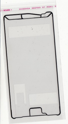 Lepící páska Sony Xperia X F5121 - těsnění pod LCD