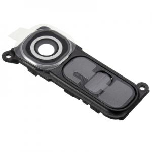 Sklíčko zadní kamery LG G4 H815 + tlačítko zapínání a hlasitosti barva černá