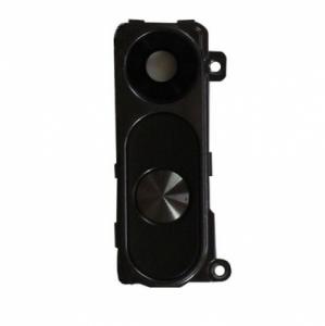 Sklíčko zadní kamery LG G3 D855 + tlačítko zapínání a hlasitosti černá