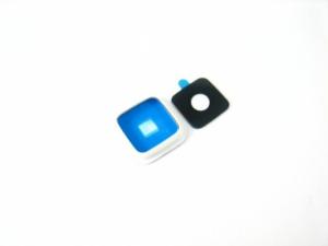 Sklíčko zadní kamery Samsung N910 NOTE 4 bílá