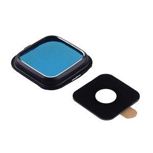 Sklíčko zadní kamery Samsung N910 NOTE 4 černá