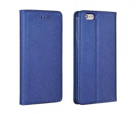 Pouzdro Smart Book MAGNET Sony Xperia X mni/compact F5321 barva modrá