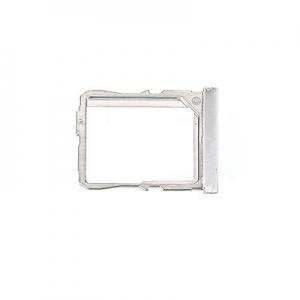Držák (šuplík) SIM LG G2 D802 bílá