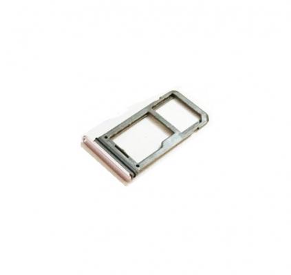 Držák (šuplík) SIM Samsung G950 S8, G955 S8 PLUS pink
