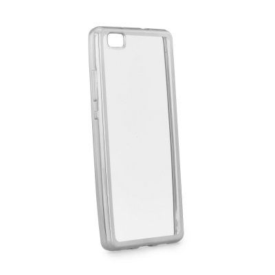 Pouzdro Jelly Case ELECTRO RING Huawei Y3 II - stříbrná