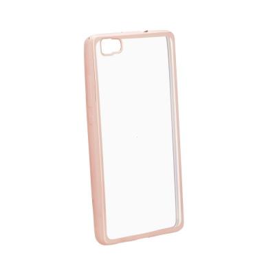 Pouzdro Jelly Case ELECTRO RING Samsung A510 Galaxy A5 (2016) - rose gold