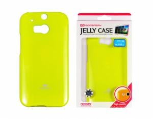 Pouzdro MERCURY Jelly Case Xiaomi Redmi 4A limetka