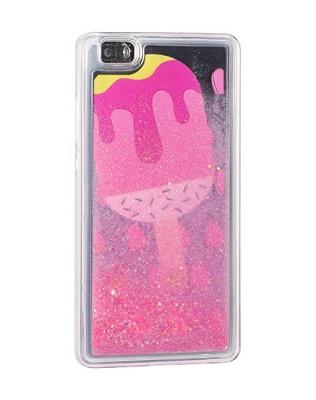 Pouzdro Water Case Huawei P8 LITE Ice Cream růžová