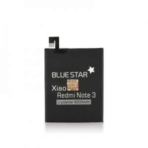 Baterie BlueStar Xiaomi Redmi NOTE 3, NOTE 3 Pro (BM46) 4000mAh Li-Polymer
