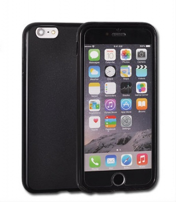Pouzdro S-CASE MATT Huawei P8 LITE barva černá