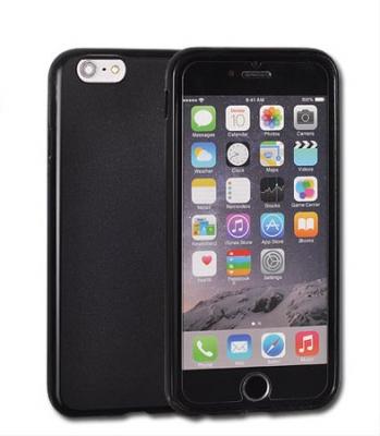 Pouzdro S-CASE MATT iPhone 7 (4,7) barva černá