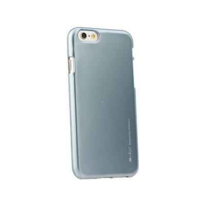 Pouzdro MERCURY i-Jelly Case METAL Huawei Y7, Y7 PRIME šedá