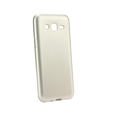 Pouzdro Jelly Case MAT Samsung A320 Galaxy A3 (2017) zlatá
