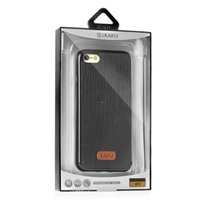 Pouzdro KAKU WALL Huawei P9 Lite barva šedá