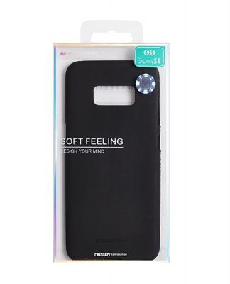 Pouzdro MERCURY Soft Feeling Case Huawei P9 LITE černá