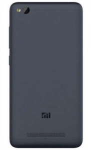 Xiaomi Redmi 4A kryt baterie - bez bočních tlačítek černá