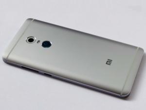 Xiaomi Redmi NOTE 4X (Global) kryt baterie stříbrná