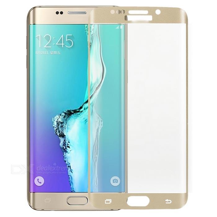 Tvrzené sklo FULL FACE Samsung G955 Galaxy S8 PLUS zlatá