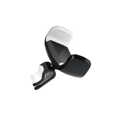 Držák do auta BLUN - do mřížky ventilátoru černá/bílá