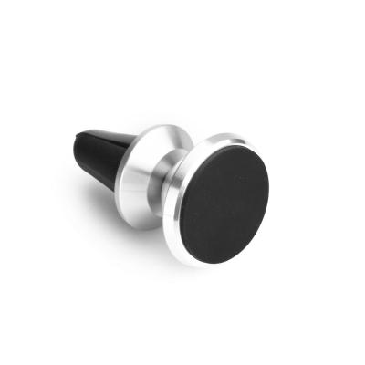 Držák do auta Magnet - do mřížky ventilátoru barva stříbrná