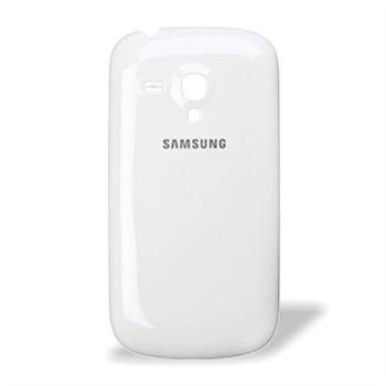 Samsung i8190, i8200 Galaxy S3 mini kryt baterie bílá
