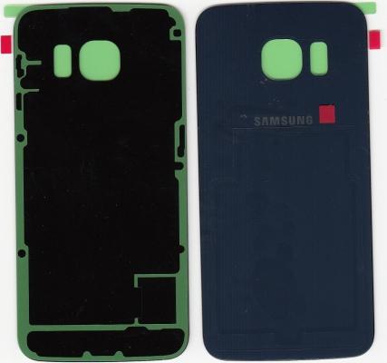 Samsung G925 Galaxy S6 Edge kryt baterie + lepítka černá
