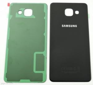 Samsung A510 Galaxy A5 (2016) kryt baterie + lepítka černá