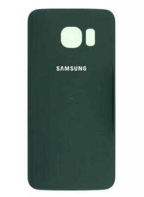 Samsung G925 Galaxy S6 Edge kryt baterie + lepítka zelená