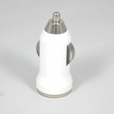 CL adaptér USB 1x 1A barva bílá - bulk