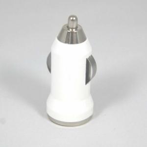 CL adaptér USB 1x 1A bulk barva bílá