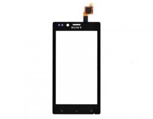 Dotyková deska Sony Xperia J ST26i černá