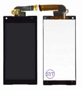 Dotyková deska Sony Xperia Z5 mini/compact E5823 + LCD černá