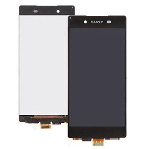 Dotyková deska Sony Xperia Z3+ E6553 / Z4 + LCD černá