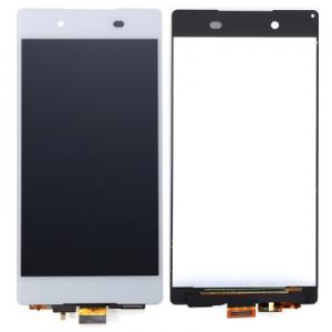 Dotyková deska Sony Xperia Z3+ E6553 / Z4 + LCD bílá
