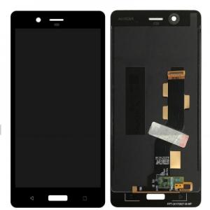 Dotyková deska Nokia 8 + LCD černá