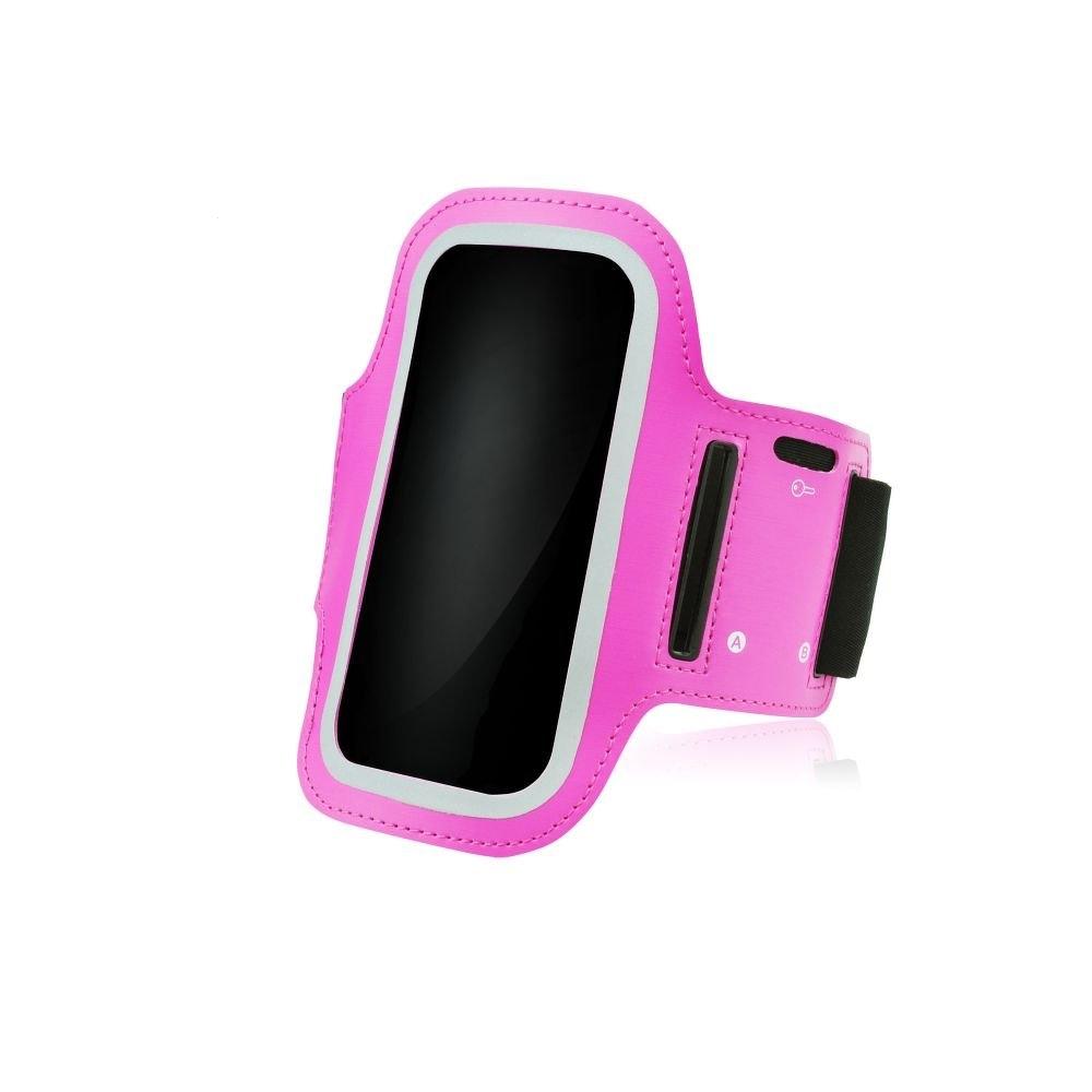 Pouzdro na ruku velikost 6.5´´ - iPhone 6, 7 Plus, Samsung N910 NOTE 4 barva růžová