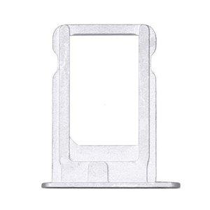 Šuplík SIM iPhone 5, 5S Barva bílá/stříbrná