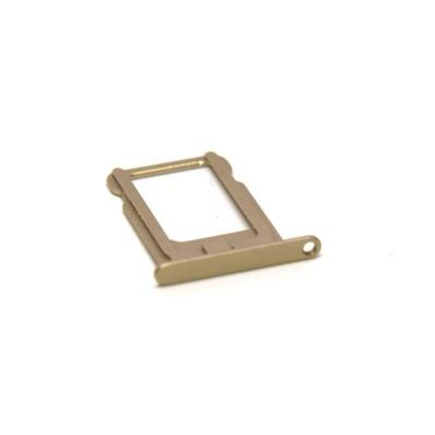 Šuplík SIM iPhone 5, 5S Barva zlatá