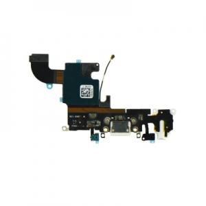 Flex iPhone 6S 4,7 s konektorem nabíjení Barva bílá