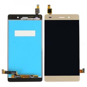 Dotyková deska Huawei P8 LITE + LCD  zlatá