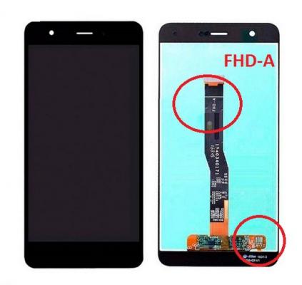 Dotyková deska Huawei NOVA + LCD černá