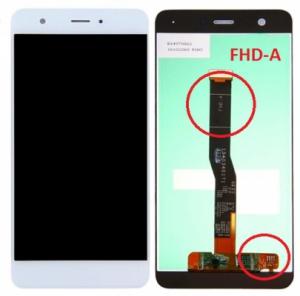 Dotyková deska Huawei NOVA + LCD bílá