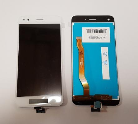 Dotyková deska Huawei P9 LITE MINI + LCD bílá