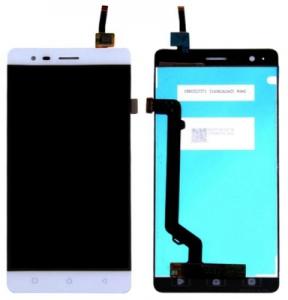 Dotyková deska Lenovo K5 NOTE + LCD bílá