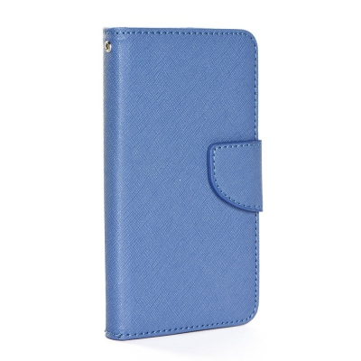 Pouzdro Book STICK FANCY universal 4,3´´-4,8´´ modrá