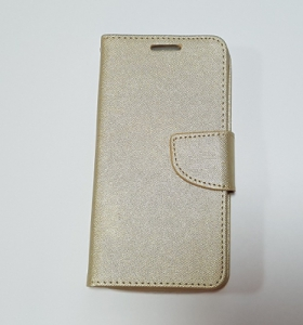 Pouzdro Book STICK FANCY universal 4,3´´-4,8´´ zlatá
