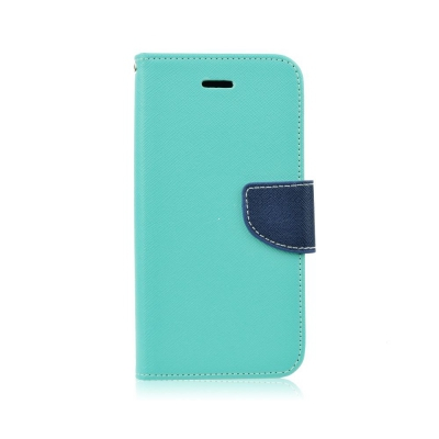 Pouzdro FANCY Diary TelOne Huawei HONOR 7X barva světle modrá/modrá
